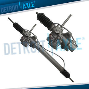 Complete Power Steering Rack And Pinion Assembly For 1990 93 Honda Accord