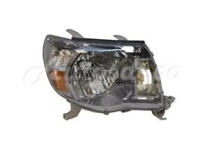 For Toyota 2005 2011 Tacoma Xrunner Headlight Headlamp W bulb Assy Rh