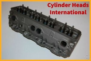 Gm 350 5 7 Chevy V 8 Cylinder Head 1987 1995
