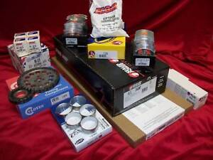 Ford 239 Y block Master Engine Kit Pistons cam lifters rings gaskets timing 1955