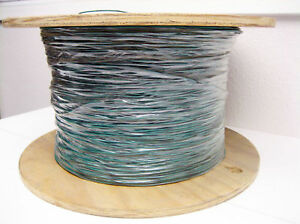 Green black 22 Awg Hookup Wire Ul1015 5000 Rohs