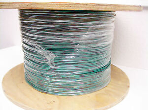 Green red 22 Awg Hookup Wire Ul1015 5000 Rohs