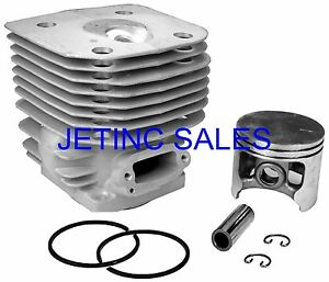 Cylinder Piston Kit Fits Husqvarna Partner K1250 Nikasil