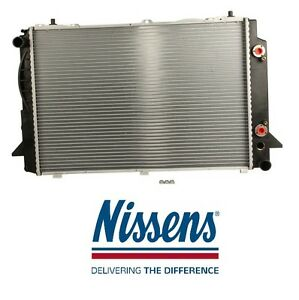 For Audi 90 Cs S Sport Cabriolet Radiator Automatic Transmission Nissens