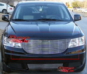 Fits Dodge Journey Billet Grille Insert 09 10