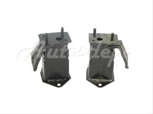 For Toyota 03 09 4runner Front Bumper Mount Arm Bracket 2pc
