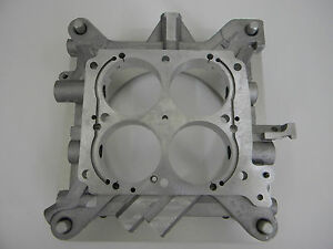 Holley Qft Aed Ccs 650 800 Base Plate 4 Corner Idle 80423 1