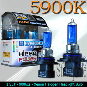 9006xs 100watt 5900k Xenon Hid Halogen Headlight Bulb
