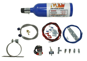 Nitrous Oxide Motorcycle Kit For Dragbike New