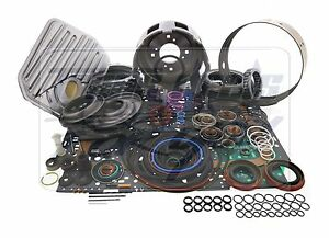 4l60e Transmission Rebuild Kit Heavyduty Monster Shell Shift Kit Sprag 1997 2003