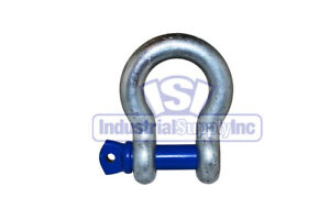 1 1 2 Alloy Clevis Screw Pin Anchor Shackle