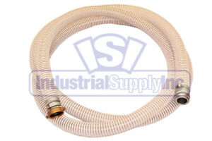 1 1 2 X 20ft Flexible Water Suction Hose W pin Lug