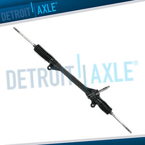 Complete Electronic Steering Rack Pinion Assembly For Equinox Torrent