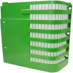 John Deere H New Rh Grill Screen Assembly Ah648r