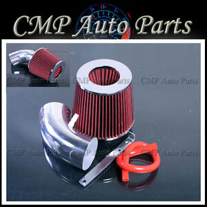 2003 2006 Chrysler Pt Cruiser Turbo 2 4l Air Intake Kit Induction Systems Red
