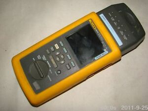No Working For Get Parts Fluke 660te Frame Relay Installation Assistant Tester