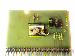 Ge Ic3600avla1c Voltage Limiter Board