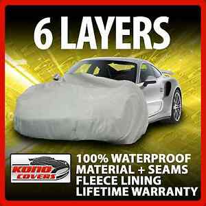Mazda Protege5 6 Layer Waterproof Car Cover 2002 2003