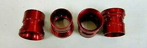 Holley Qft Aed Billet Booster Insert 12 Hole 600 I D Red