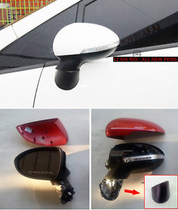 Led Left Side Mirror Signal Assembly For 2011 08 2013 12 Kia Rio All New Pride