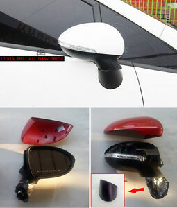 Led Right Side Mirror Signal Assembly For 2011 08 2013 12 Kia Rio Pride