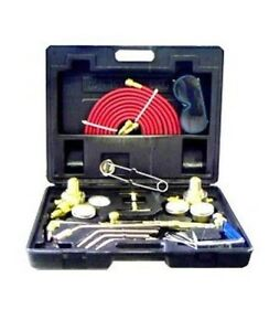 victor Type Gas Welding And Cutting Kit