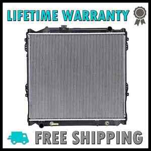 New Radiator For Toyota 4 runner 4runner 1 Core Heavy Duty Lifetime Warranty