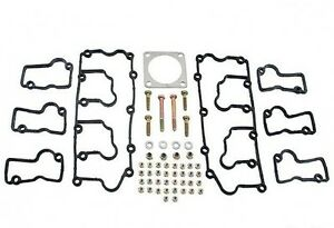For Porsche 911 Engine Valve Cover Gasket Set W 34 Bolt O rings Oe Supplier