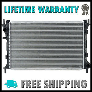 2296 New Radiator For Ford Focus 2000 2007 2 0 2 3 L4 Lifetime Warranty