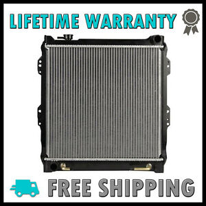 50 New Radiator For Toyota 4 Runner Pickup 86 95 3 0 V6 Lifetime Warranty Awd