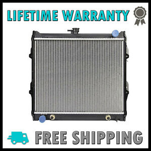 945 New Radiator For Toyota 4runner 92 95 Pickup 84 95 2 4 L4 Lifetime Warranty