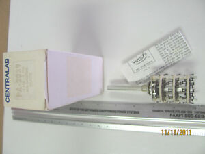 Electroswitch D4c1503n 15 Pole 2 3 Position Rotary Switch Nos Centralab Pa2039
