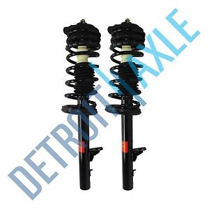 2 Rear Strut Coil Spring For 1993 1994 1995 1996 1997 Chrysler Concorde Lhs
