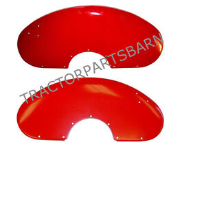 Ih Farmall New Lh Rh Fender Super A 100 130 140 350609r1 350608r1