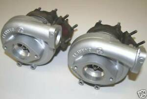 Rebuilt R33 Gtr Turbos N1 Steel Turbine Rb26 R32 R34 Change Over Service