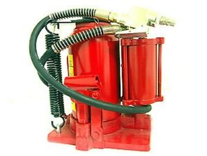 New 20 Ton Air Hydraulic Adjustable Bottle Jack 20ton