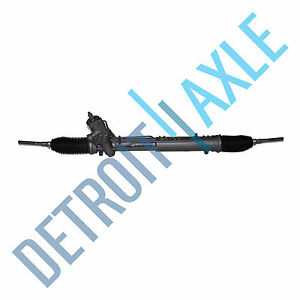 Complete Power Steering Rack And Pinion No Servotronic 2004 2010 Bmw X3