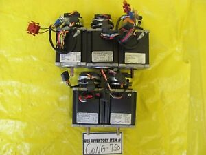 Emoteq Qb02300 r04 hbe Bldc Motor Amplifier 90325 058 Lot Of 5 Used Working