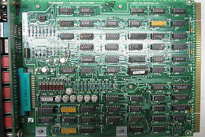 Used Honeywell 30752783 001 Battery Test Card