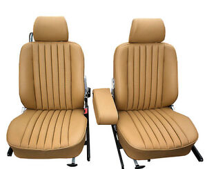 Mercedes Seat Covers 300sl 420sl 500sl 560sl Leather