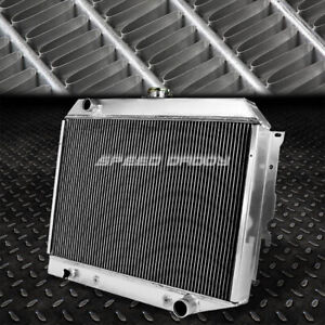 Tri Core Racing 3 row Aluminum Cooling Radiator 68 73 Charger coronet satellite