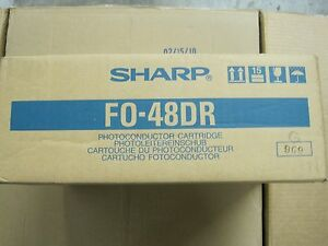 New Sharp Fo 48dr Photoconductor Drum Unit Cartridge