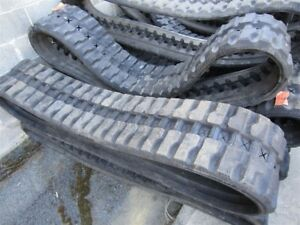 Used 15 Rubber Track Fits Case Loegering 375x86x50