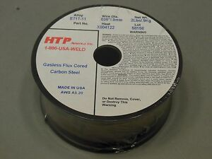 8 Rolls 2 Lb 035 Flux Cored E71t 11 Gasless Mild Steel Mig Welding Wire Core