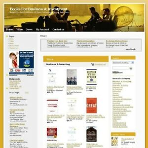 Profitable Business Investment Store Business Website For Sale Work At Home