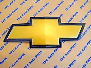 Chevy Silverado Front Grille Bow Tie Emblem Oem Genuine Gm New 2007 2011