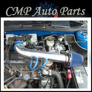 Blue 1995 1997 Chevy Cavalier Pontiac Sunfire 2 2 2 2l Ohv Air Intake Kit