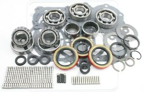 Fits Dodge Ford Divorced Np205 205 205d Transfer Case Bearing Rebuild Kit