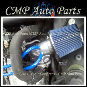 Fit For 2010 2012 Hyundai Genesis Coupe 2 0l Turbocharged Air Intake Kit Blue