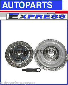 Clutch Kit Hd For 2001 2002 2003 2004 Ford Focus Se S2 Zts Ztw Zx3 Zx5 Dohc 2 0l